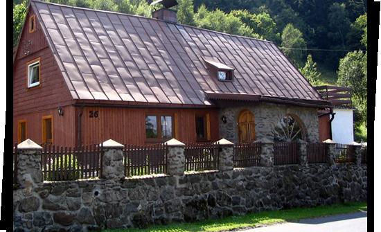 Chata Pod Lasem